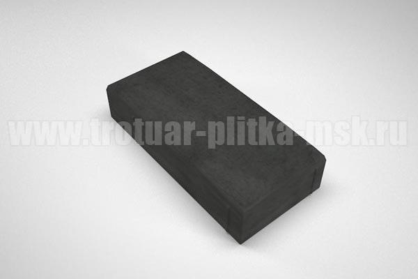 плитка английский булыжник черная