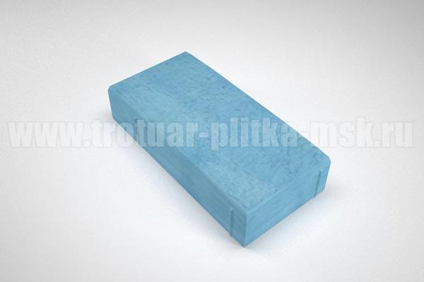 плитка английский булыжник синяя