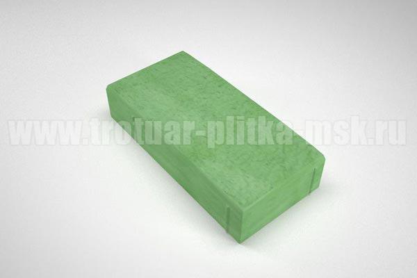 плитка английский булыжник зеленая