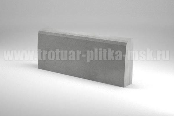 бордюр 500x200x70/65 серый