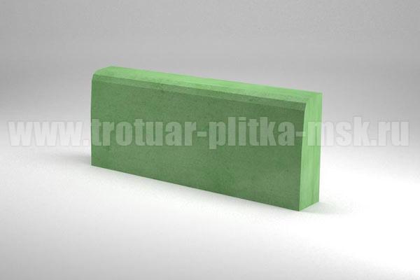 бордюр 500x200x70/65 зеленый