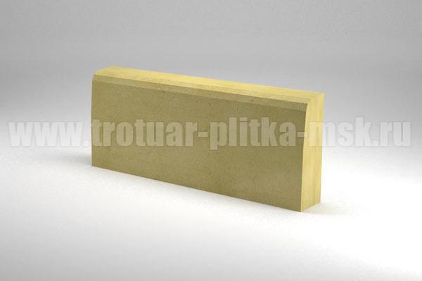 бордюр 500x200x70/65 желтый