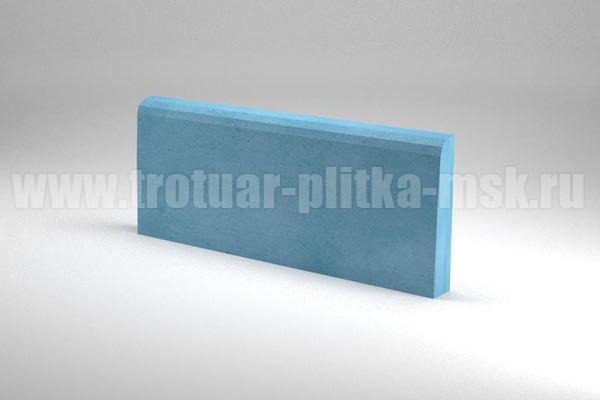 бордюр 500x200x40 синий