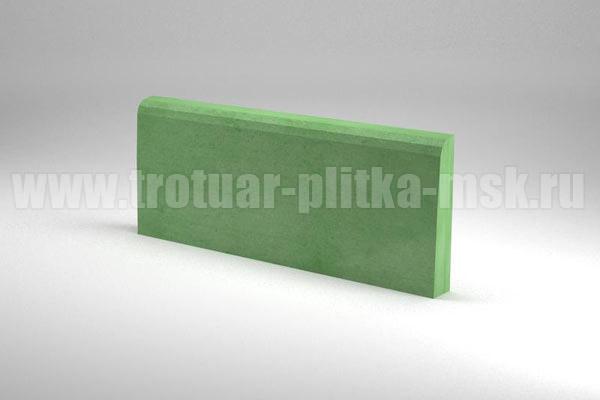 бордюр 500x200x40 зеленый