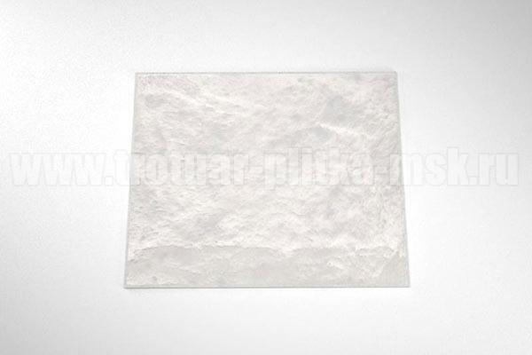 фасадная плитка (270*330) белая