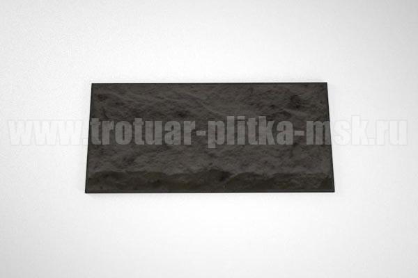 фасадная плитка (270*127) черная
