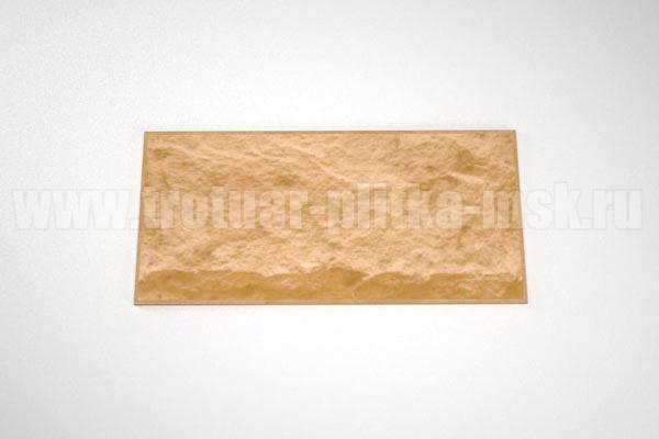 фасадная плитка (270*127) оранжевая