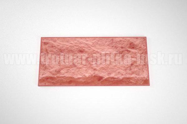 фасадная плитка (270*127) красная