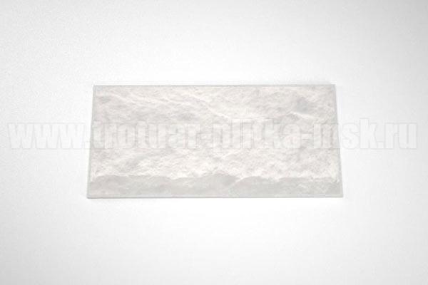 фасадная плитка (270*127) белая