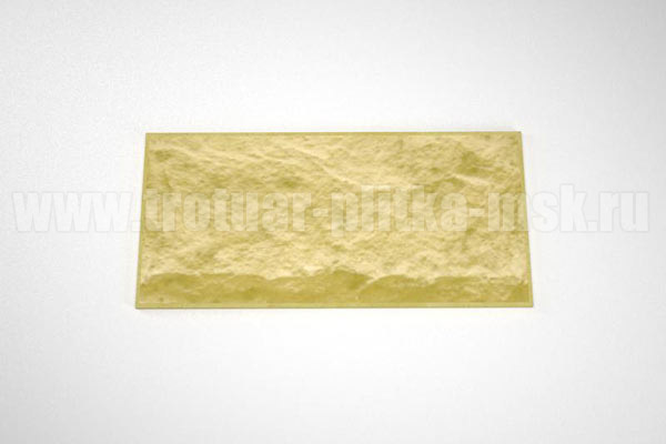 фасадная плитка (270*127) желтая