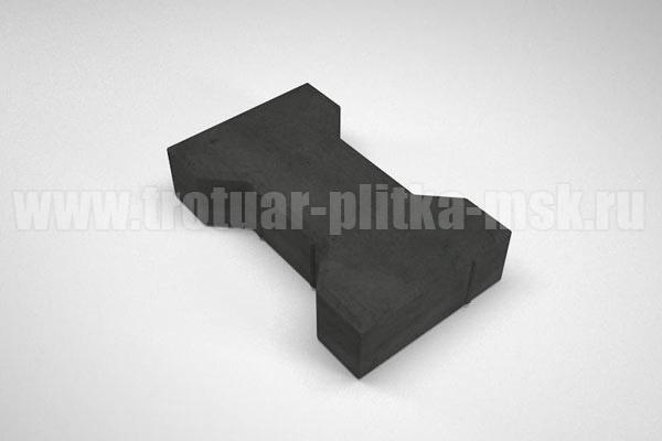 плитка катушка черная