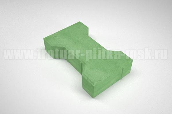 плитка катушка зеленая