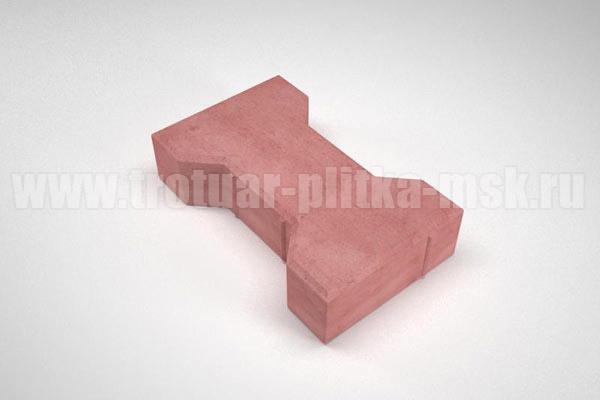 плитка катушка красная