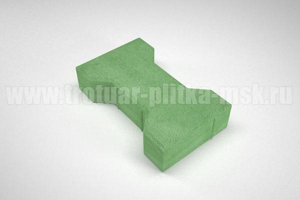 плитка катушка вибропресс зеленая