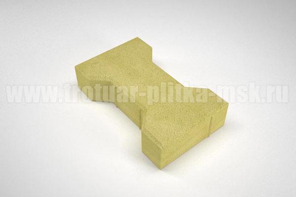 плитка катушка вибропресс желтая