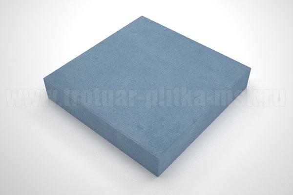 плитка квадрат синяя