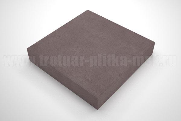 плитка квадрат коричневая