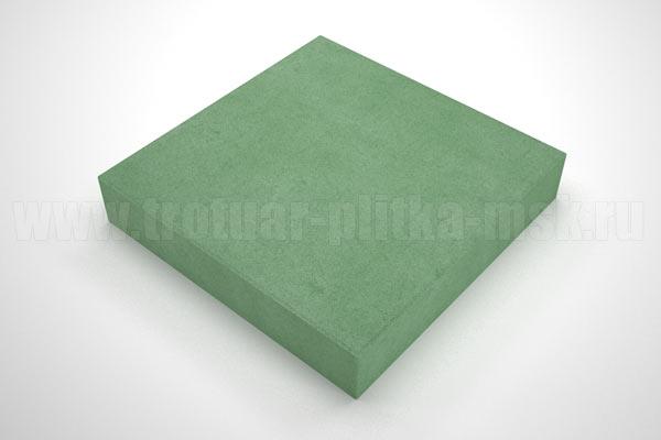 плитка квадрат зеленая
