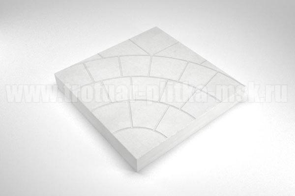 плитка паутина-35 белая