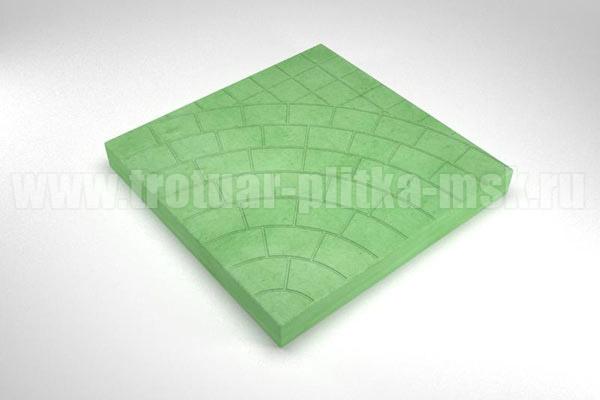 плитка паутина-40 зеленая