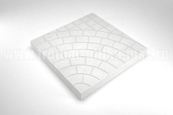 плитка паутина-40 белая