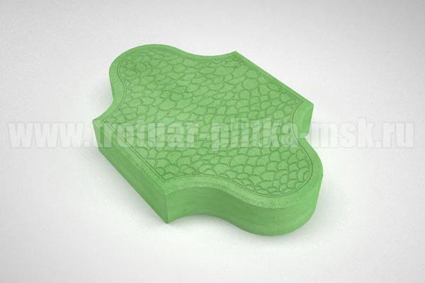 плитка рокко зеленая