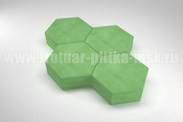 плитка cоты зеленая