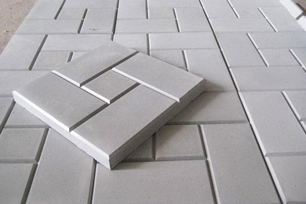 квадратная плитка