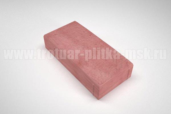 плитка английский булыжник красная