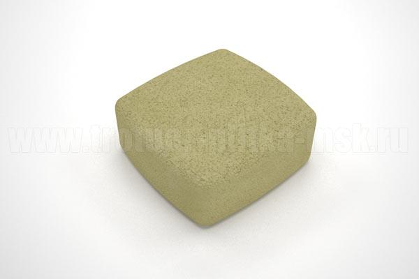 плитка классика вибропресс желтая
