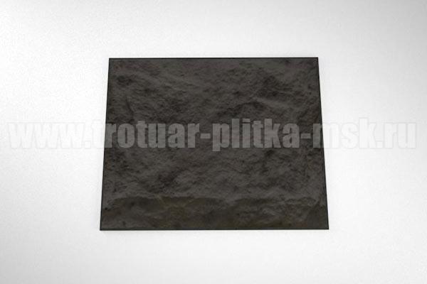 фасадная плитка (270*330) черная