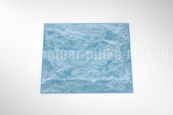 фасадная плитка (270*330) синяя
