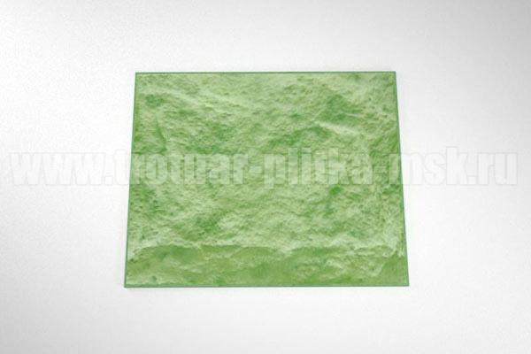 фасадная плитка (270*330) зеленая