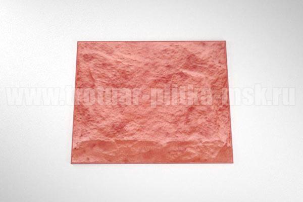 фасадная плитка (270*330) красная