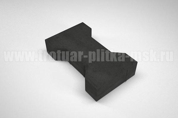 плитка катушка вибропресс черная