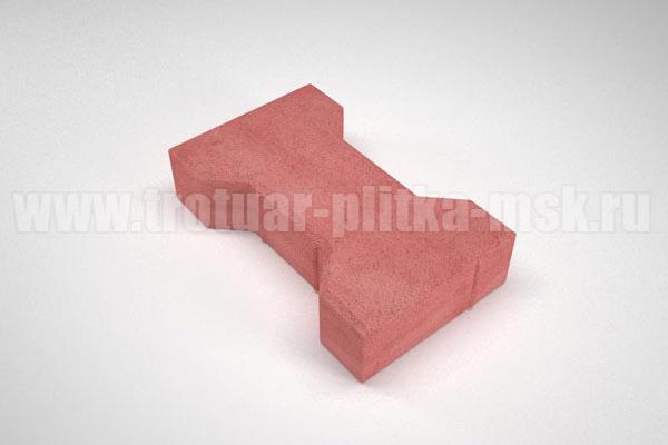 плитка катушка вибропресс красная