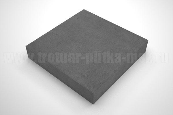 плитка квадрат черная