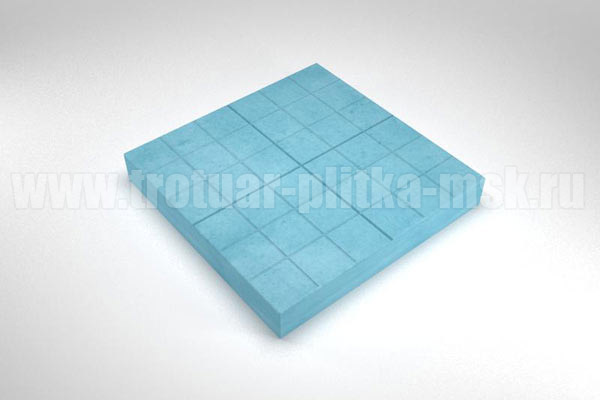 плитка сетка синяя