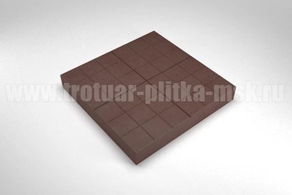 плитка сетка коричневая