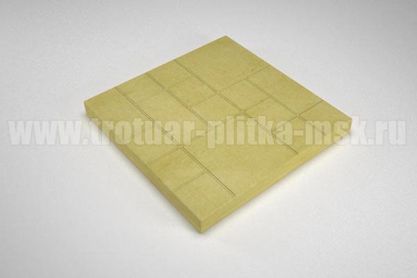 плитка шоколадка желтая