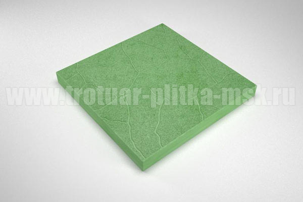 плитка тучка зеленая